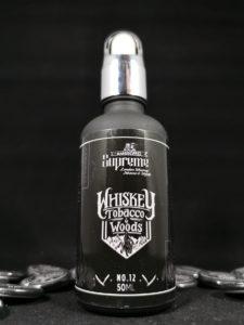 Bartstoppel Bartöl Whiskey Tabak Flasche