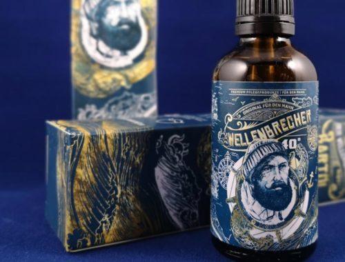 Der Wellenbrecher Hanfsamenöl Bartöl VollBartVoraus
