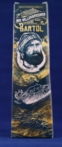 Der Wellenbrecher Hanfsamenöl Bartöl Verpackung VollBartVoraus
